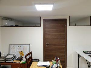 עבודות גבס בבית פרטי