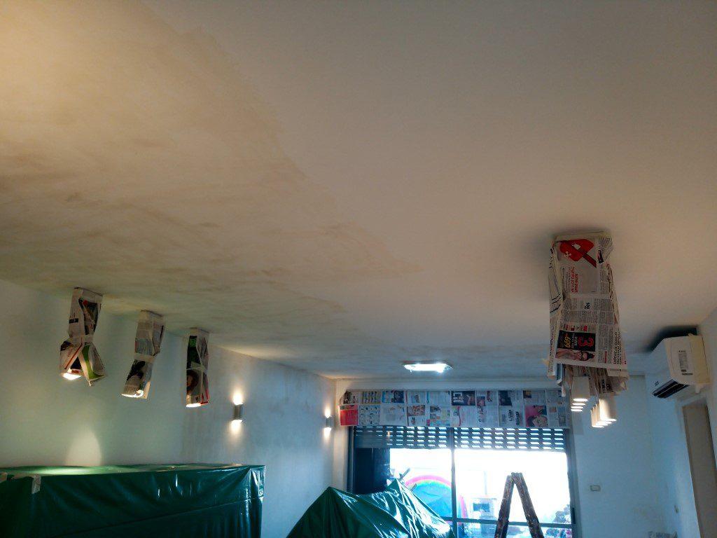 שיפוץ דירה קומפלט כולל החלקת קירות ותקרות