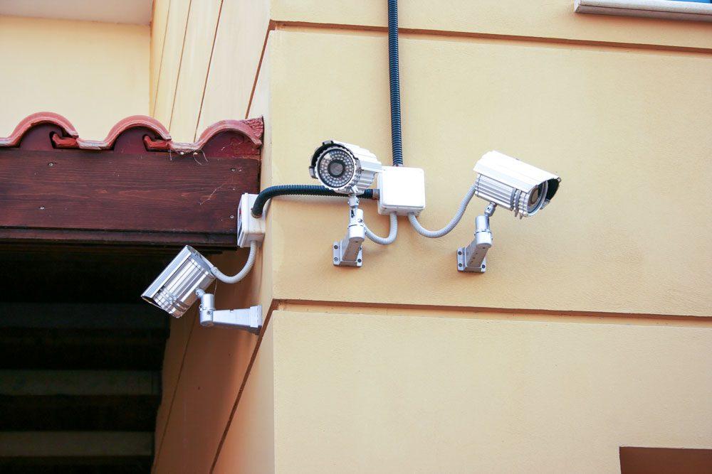 מחירון עבודות תקשורת התקנת מצלמות