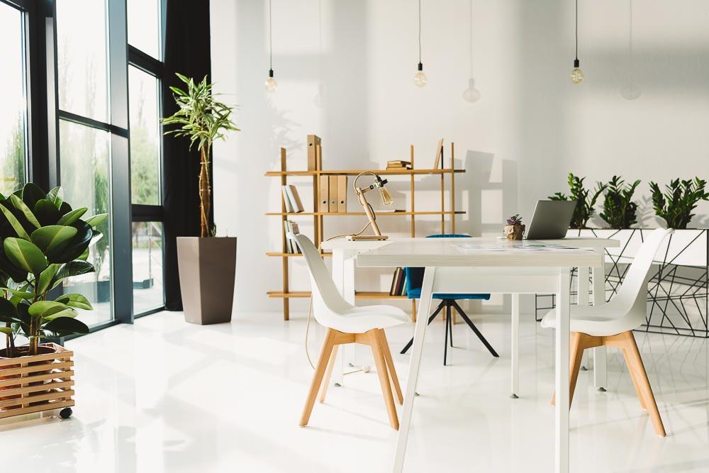 שיפוץ ועיצוב משרד