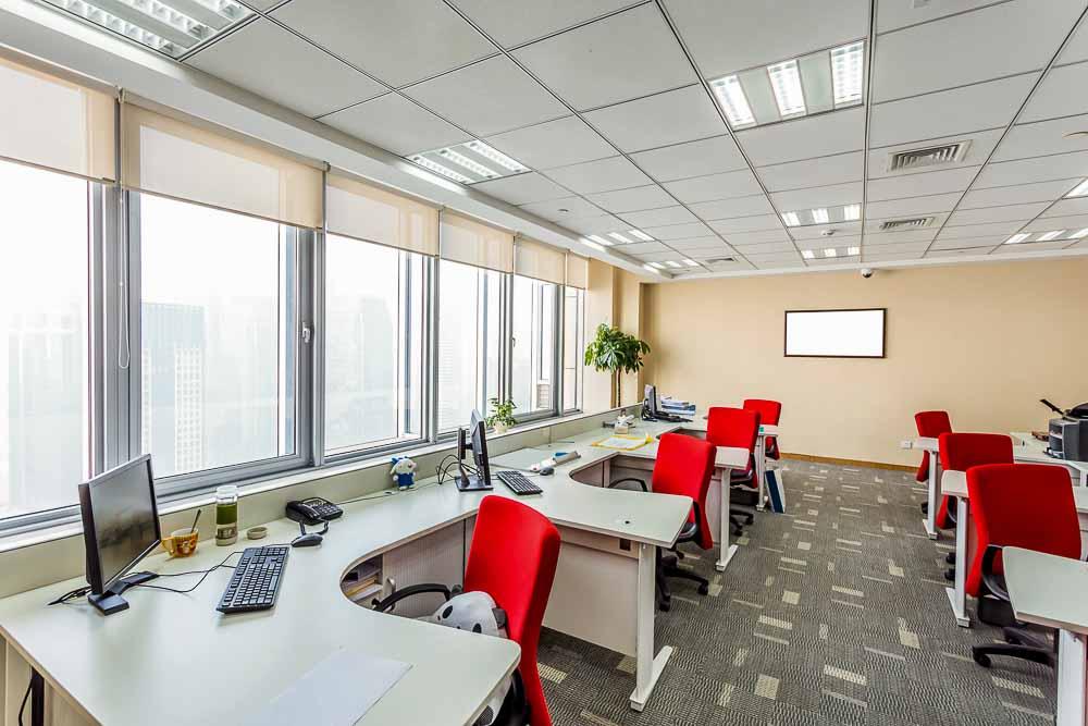 שיפוץ ועיצוב משרדים