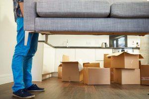 אחסון רהיטים לפני שיפוץ